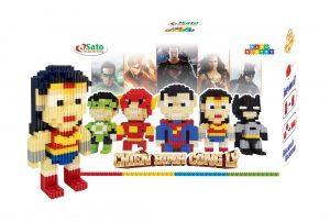 Chiến binh công lý - Wonder Woman (Sato 018)