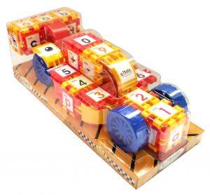 Thương hiệu Chất liệu Màu sắc Độ tuổi Số chi tiết Xuất xứ   SATO Nhựa nguyên sinh Lá, vàng, đỏ 3+ 65 Việt Nam