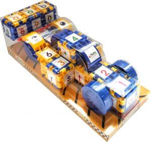 Thương hiệu Chất liệu Màu sắc Độ tuổi Số chi tiết Xuất xứ   SATO Nhựa nguyên sinh Lá, vàng, xanh dương 3+ 65 Việt Nam