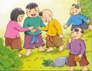 Những trò chơi nên cho trẻ chơi ở lứa tuổi mầm non