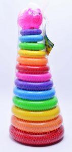 Thương hiệu Chất liệu Màu sắc Độ tuổi Số chi tiết Xuất xứ   SATO Nhựa nguyên sinh Đa màu 6 tháng + 15 Việt Nam