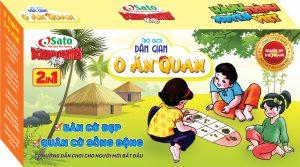 Thương hiệu Chất liệu Màu sắc Độ tuổi Số chi tiết Xuất xứSATO Nhựa nguyên sinh Đỏ, vàng, xanh lá, xanh dương 3 tuổi + 54 Việt Nam